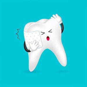 دلیل حساسیت دندان به سرما چیست و چه درمانهایی برای آن وجود دارد؟